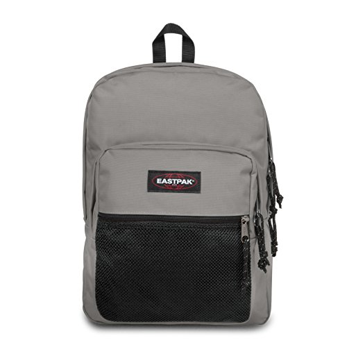Eastpak Pinnacle, Zaino Casual Unisex - Adulto, Grigio (Silky Grey), 38 liters, Taglia Unica (42 centimeters)