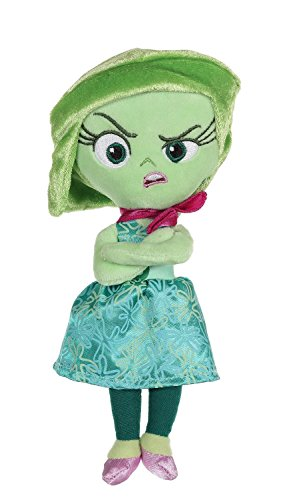 Peluche Inside Out Disgusto 30 cm