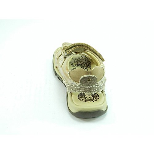 Primigi - Primigi Sandales Petit Garçon Velcro Cuir Sable 80712 Beige