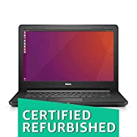 (CERTIFIED REFURBISHED) Dell Vostro 3468 14-inch Laptop (7th Gen Core i3 - 7100U/4GB/1TB/Ubuntu 14.04/Integrated Graphics)