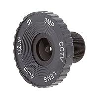 MagiDeal 3 Megapixel Camera Lens 1080P 4mm 1/2.5 inch IR Lens for Surveillance System