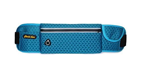 5 All Sling-Rucksack Sling Bag Chest Pack Taschen HANDY Tasche Outdoor Sports Camouflage Trekkingrucksack als Radfahr Jogging-Rucksack Kettle Paket Blau A3