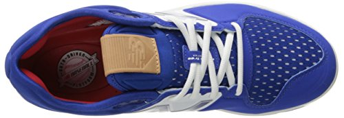 New Balance Men's L3000V3 Baseball Shoe Royal/Weiß