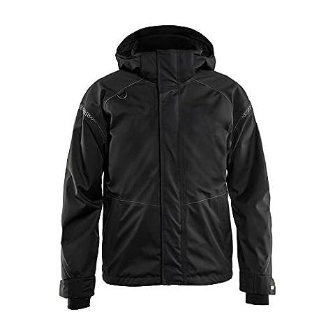 Blakläder 498819879900X S Gr. XS Shell Jacke–schwarz