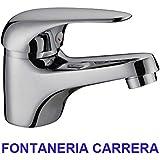 Grifo monomando lavabo modelo Star cromo 5 años garantia (FABRICADO EN ESPAÑA)