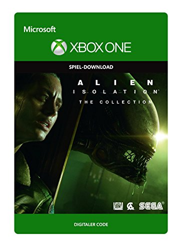 Alien: Isolation: The Collection [Xbox One - Download Code]