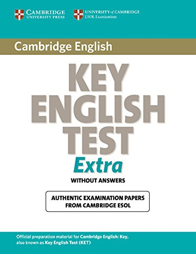 Cambridge Key English Test Extra Student's Book (KET Practice Tests)
