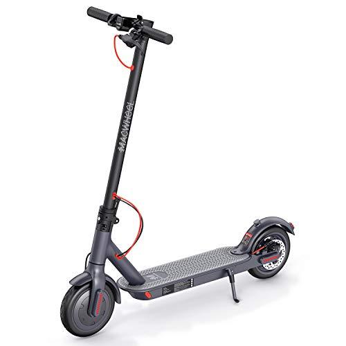 """Preisvergleich Produktbild Macwheel Elektro Scooter,  350 Watt E-Motor,  30 km Reichweite und 25 km / h Max,  8, 5"""" Inflationsfreier Gummireifen mit Gefüllter Schaumstoff,  Tretroller Klappbar Erwachsene City Roller Elektrisch (MX1)"""