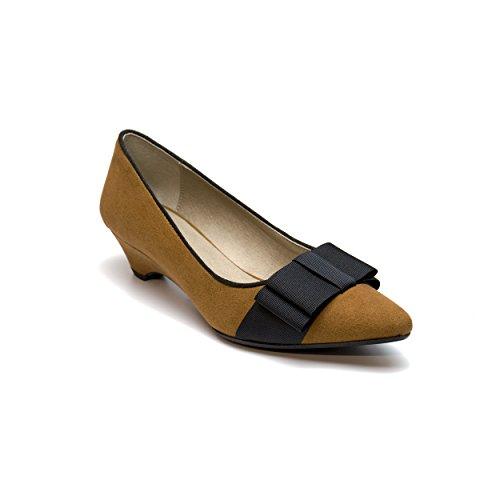 NAE Valentina Braun - Damen Vegan Schuhe (38)