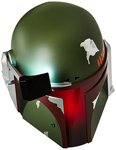 Star Wars Boba Fett 3D pared de luz con mando a distancia