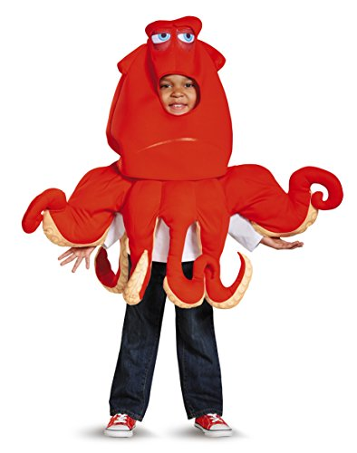 Hank The Septopus Deluxe Toddler Costume (Medium/3T-4T)