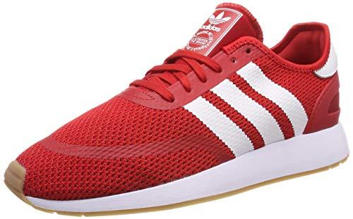 adidas N-5923 Scarpe da ginnastica Uomo, Rosso (Scarlet/Ftwr White/Gum4 Scarlet/Ftwr White/Gum4), 43 1/3 EU (9 UK)