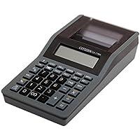 Citizen CX77BN - Calculadora (Escritorio, Impresión, Negro, 120 Ipm, Batería, 10,2 cm)