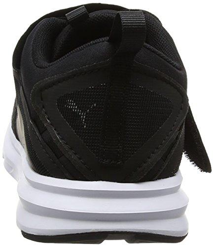 Puma Herren Enzo Strap Outdoor Fitnessschuhe Schwarz (Black-White)