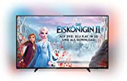 Philips Ambilight 55PUS6704/12 Fernseher 139 cm (55 Zoll) LED Smart TV (4K UHD, HDR 10+, Dolby Vision, Dolby A