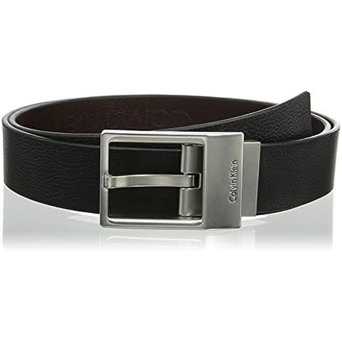 Calvin Klein Reversible Adjustable Belt 1-Cinturón Hombre,