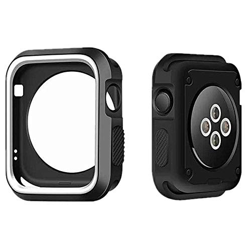 Apple Watch Funda Series 4 Silicona Resistente Parachoques