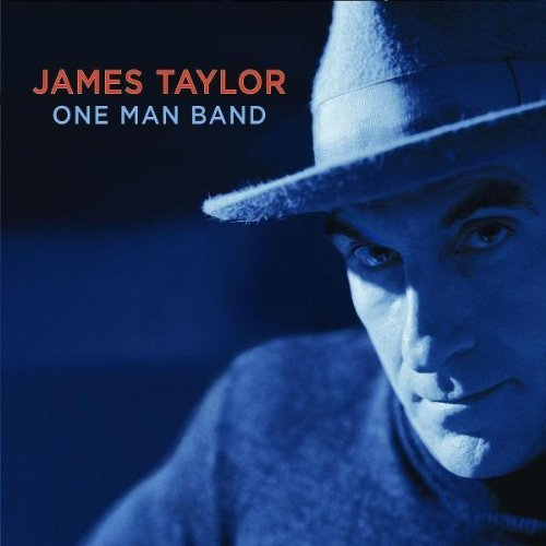One Man Band CD+DVD, Live edition by James Taylor (2007) Audio CD