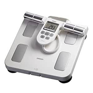 Omron HBF-510W Full Body Composition Monitor with Scale by Omron