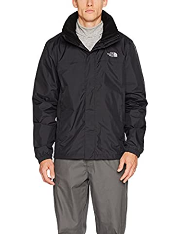 The North Face Resolve 2 Veste Homme, Noir, FR : S (Taille Fabricant : S)