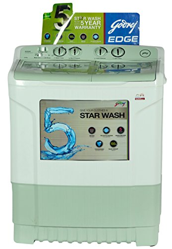 Godrej WS Edge 680 CT Semi-automatic Washing Machine (6.8 Kg,...