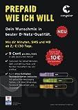 congstar Starterpaket ''Wunsch-Mix''