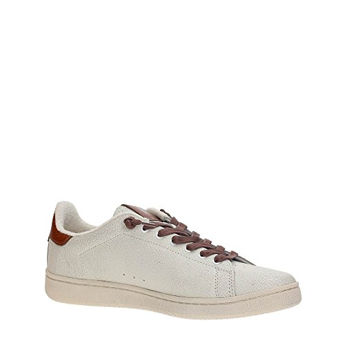 Lotto S8818 Sneakers Homme WHITE/BRW CUO