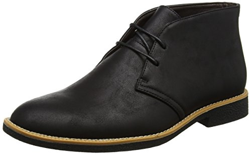 New Look PU, Desert Boots Homme