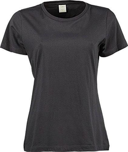 TJ1050 Ladies Basic Dark Grey