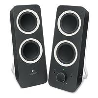 Ces haut-parleurs 2.0 offrent un son stéréo riche et clair à la puissance de crête de 10 watts, pour une acoustique incroyablement ample. Le panneau avant est doté de commandes de volume et de puissance, d'une prise casque et d'une entrée auxiliaire....