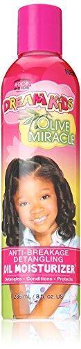 African Pride Dream Kids olivo Miracle Anti breakage Oil Moist uriser