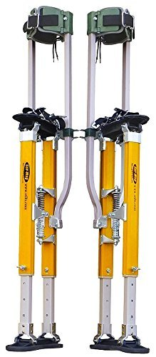 Preisvergleich Produktbild Sur Pro Doppelseitig Quad Lock Stelzen 61-101,6 Cm Magnesium