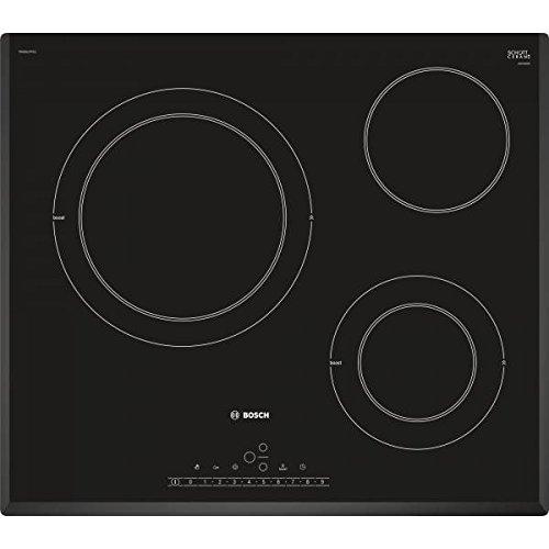Bosch Serie 6 PKK651FP2E - Placa Vitroceramica Integrado, Vidrio y cerámica, Negro,...