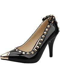 san francisco 2ff2e a7e75 Schwarz Frauen Bequem Touch Schuhe REALIKE Damen Sandalen ...