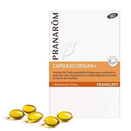 Pranarom - Capsules origan - 30 capsules - Défenses naturelles