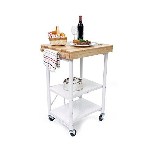 Origami Kitchen Cart - YouTube | 500x500
