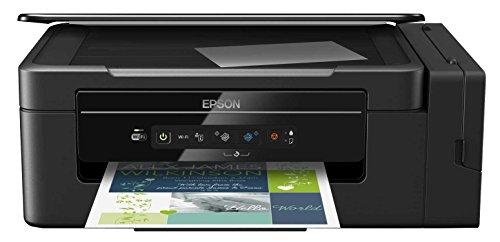 Epson EcoTank Its L3050 Jet d'encre 33 ppm 5760 x 1440 DPI A4 WiFi - Multifonctions (Jet d'encre, Impression Couleur, 5760 x 1440 DPI, 100 Feuilles, A4, Noir) par