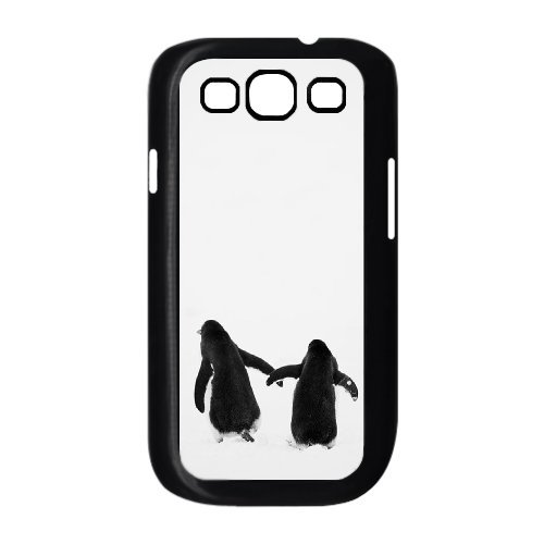 Penguin Custom Phone Case for Samsung Galaxy S3 I9300,personalized Penguin Case