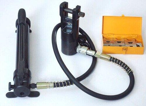 Gowe hydraulique Tête à sertir 16–240 mm² pince à sertir hydraulique Tête Tête de compression hydraulique avec pompe
