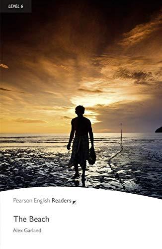 Pearson English Readers Level 6: The Beach (Book + MP3) (Pearson English Graded...