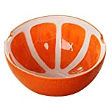 Porcelaine Vaisselle Et Portions Orange Bol en Céramique Plat Western Food Bol Steak Plat Pâtes Salade De...