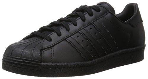 Adidas Herren Superstar 80S Outdoor Fitnessschuhe, Schwarz (Core Black), 45 1/3 EU