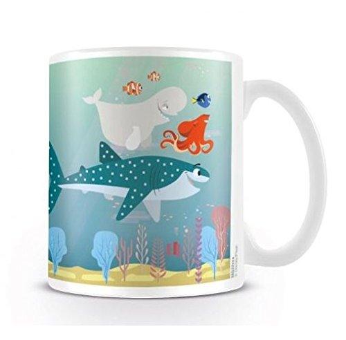 Finding Dory avventura è caffè tazza di ceramica, multicolore