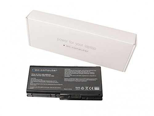 IPC-Computer Hochleistungsakku 95Wh kompatibel für Toshiba Qosmio X500 Serie -