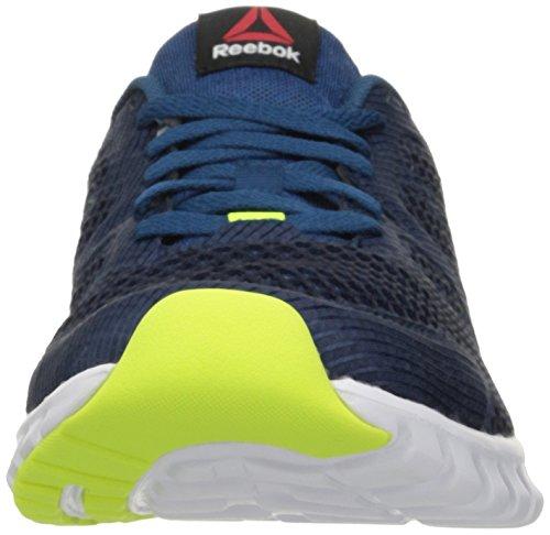 Reebok Twistform Blaze 2.0 MTM Maschenweite Laufschuh Blue/Navy/Wht/Yellow
