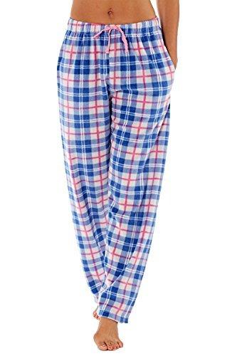 Schiesser Damen Schlafhose Pyjamahose lang Gr 36-42 Herzprint NEU