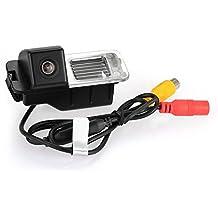 CARCHET® Cámara Video Retrovisor Trasera Impermeable para VW Polo/Golf/Passat/CC