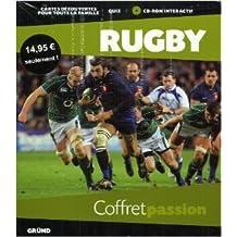 Rugby (1Cédérom) de Jean-Damien Lesay,Baptiste Blanchet,Collectif ( 16 juin 2011 )