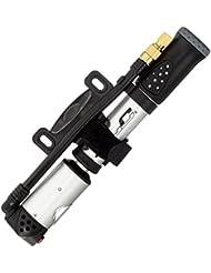 XLC - Mini Pompe pour Vélo - Fonction Manomètre
