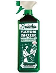 Jacques Briochin - BRI44 - Entretien - Savon Noir - Prêt à l'Emploi à la Chlorophylle - 750 ml